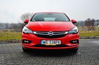 Opel Astra Sports Tourer 1.4 Turbo AT Elite - przód