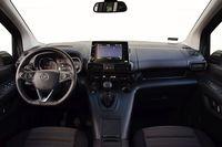 Opel Combo Life 1.5 D Elite - wnętrze