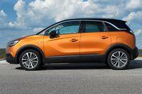 Opel Crossland X 1.2 Turbo - z boku