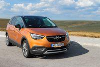Opel Crossland X 1.2 Turbo - z przodu