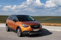 Opel Crossland X 1.2 Turbo - miejski crossfit