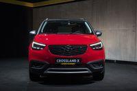 Opel Crossland X - przód