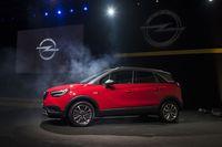 Opel Crossland X - bok