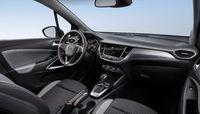 Opel Crossland X - wnętrze