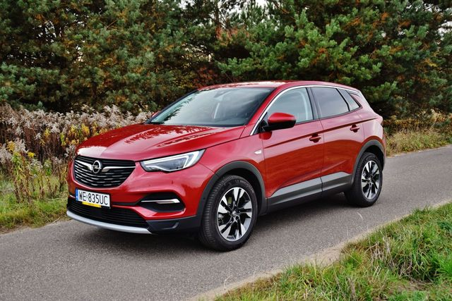Opel Grandland X 1.5 Turbo D AT8 Elite