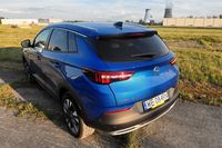 Opel Grandland X 1.6 CDTI 120 KM - z tyłu