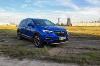 Opel Grandland X 1.6 CDTI 120 KM - z przodu