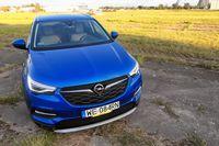 Opel Grandland X 1.6 CDTI 120 KM - przód