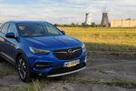 Opel Grandland X 1.6 CDTI 120 KM - oszczędny typ