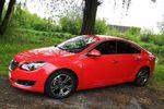 Opel Insignia 2.0 CDTI BiTurbo OPC Line jeździ i wygląda doskonale