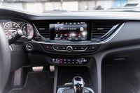 Opel Insignia Sport Tourer - deska rozdzielcza