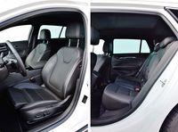 Opel Insignia Sports Tourer - przednie fotele i kanapa