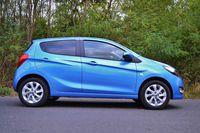 Opel Karl 1.0 Ecotec Cosmo - niebieski, z boku