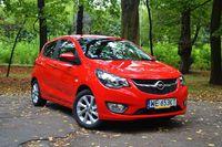 Opel Karl 1.0 Ecotec Cosmo z przodu