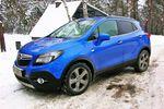 Opel Mokka 1.4 Turbo 140 KM 4x4