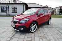 Opel Mokka 1.6 CDTI 4x4 Cosmo nie należy do olbrzymów