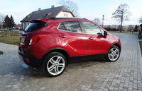 Opel Mokka 1.6 CDTI 4x4 Cosmo - z tyłu