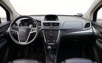 Opel Mokka 1.6 CDTI 4x4 Cosmo - wnętrze