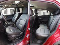 Opel Mokka 1.6 CDTI 4x4 Cosmo - fotele