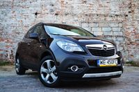Smakowity Opel Mokka 1.7 CDTI 4x4 Cosmo