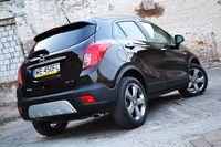 Opel Mokka 1.7 CDTI 4x4 Cosmo - tył auta