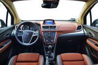 Opel Mokka 1.7 CDTI 4x4 Cosmo - wnętrze