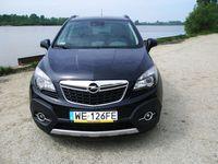 Opel Mokka 1,7 CDTI 4x4 - przód