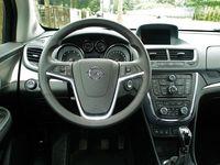 Opel Mokka 1,7 CDTI 4x4 - wnętrze