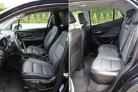 Opel Mokka 1,7 CDTI 4x4 - przednie i tylne fotele