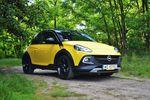 Uroczy Opel ADAM ROCKS 1.0 Turbo