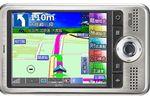 Cienki PDA ASUS z GPS