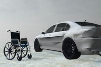 Ulga rehabilitacyjna: ograniczone wydatki na samochód osobowy