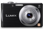 Aparaty Panasonic LUMIX DMC FS16 i FS18