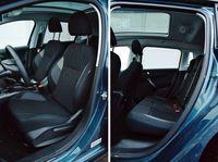 Peugeot 2008 1.2 Puretech Style - fotele