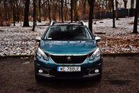 Peugeot 2008 1.2 Puretech Style - przód