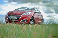 Peugeot 208 1.6 e-HDi Allure FL stanowczo za drogi