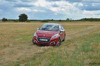 Peugeot 208 1.6 e-HDi Allure FL - przód