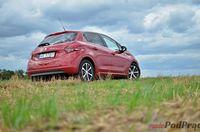 Peugeot 208 1.6 e-HDi Allure FL - z tyłu