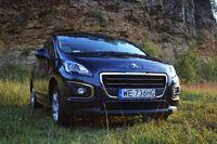 Peugeot 3008 1.6 HDi Active, czyli komfort przede wszystkim