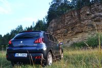 Peugeot 3008 1.6 HDi Active - tył