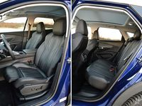 Peugeot 3008 2.0 BlueHDi Allure - fotele