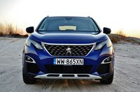Peugeot 3008 2.0 BlueHDi Allure - przód