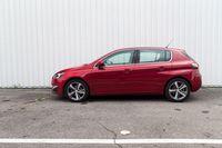 Peugeot 308 1.2 Puretech - lewy bok