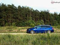 Peugeot 308 SW - z boku