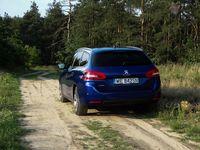 Peugeot 308 SW - tył