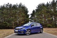 Peugeot 308 2.0 BlueHDi EAT8 GT - z przodu