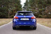 Peugeot 308 2.0 BlueHDi EAT8 GT - tył