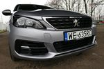Peugeot 308 SW 1.6 120 KM - potrafi podrapać