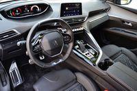 Peugeot 5008 - wnętrze