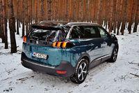 Peugeot 5008 2.0 BlueHDi Allure - z tyłu